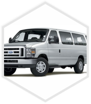 ford van imr transportation